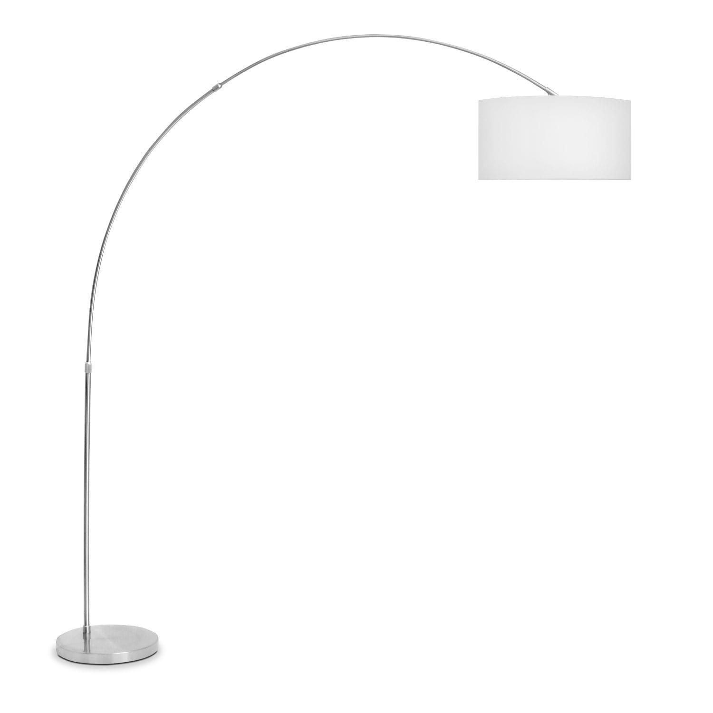 Salon Floor Lamp - White