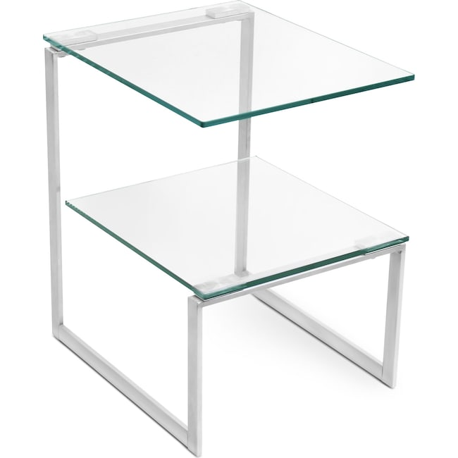 Accent and Occasional Furniture - Compound End Table