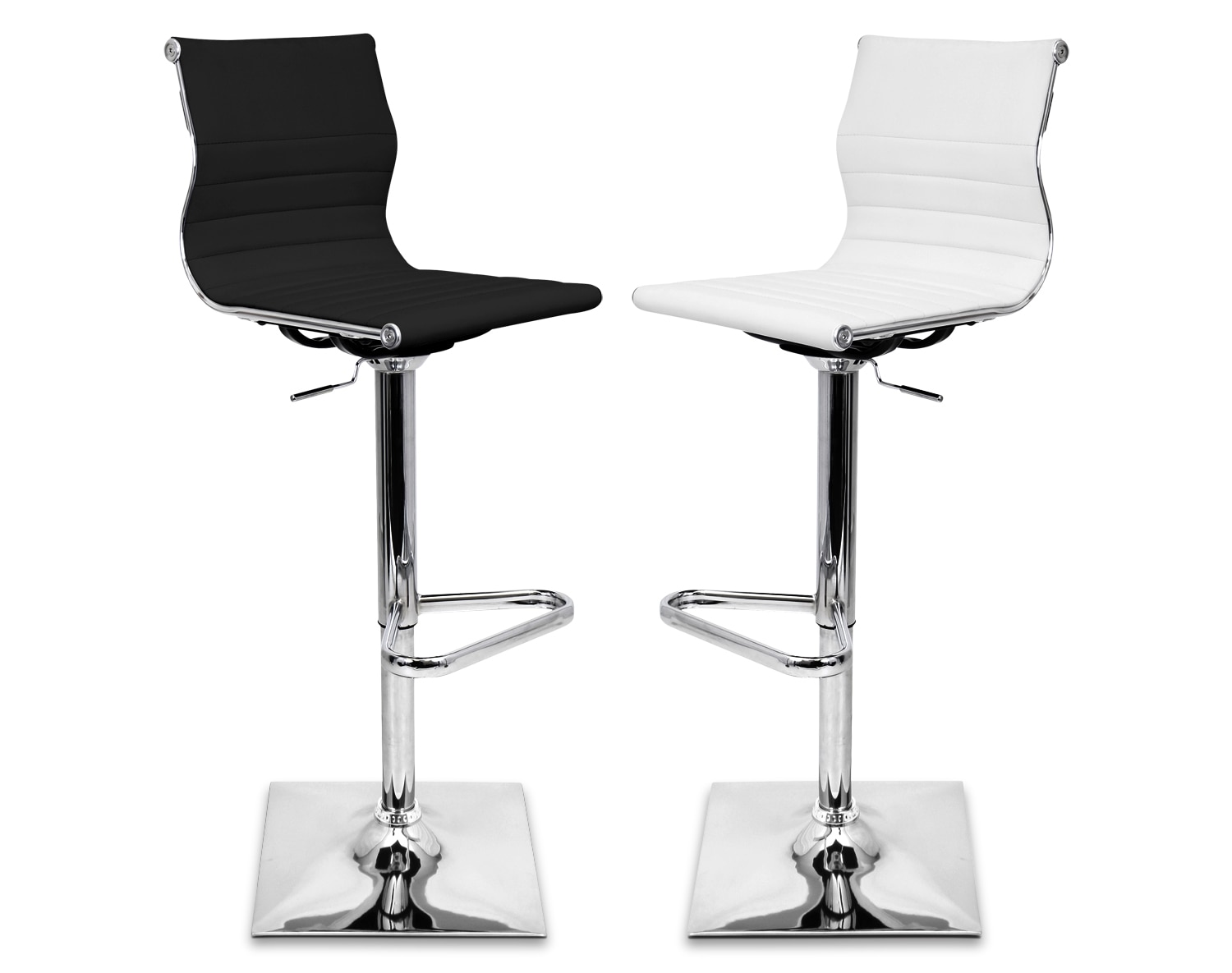 The Pierce Adjustable Barstool Collection