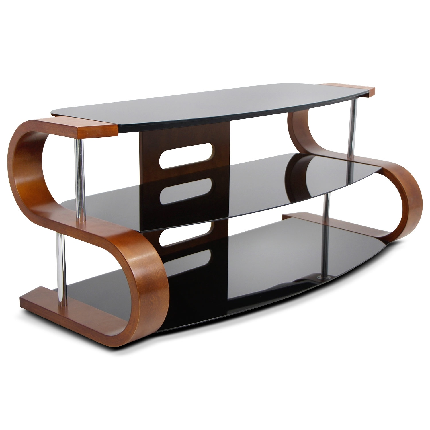 Beacon TV Stand - Walnut