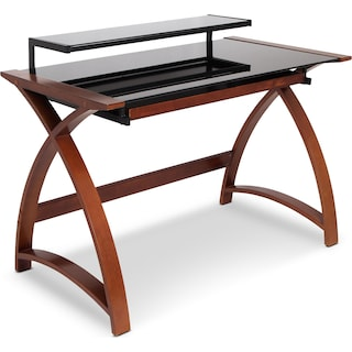 Amber Desk - Brown