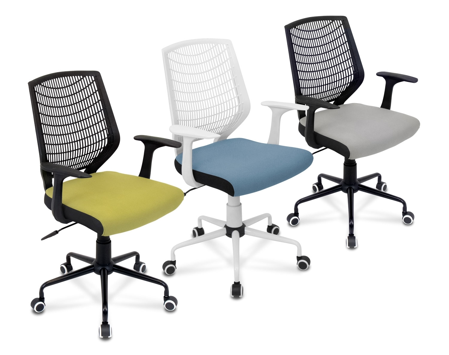 [The Helix Office Chair Collection]