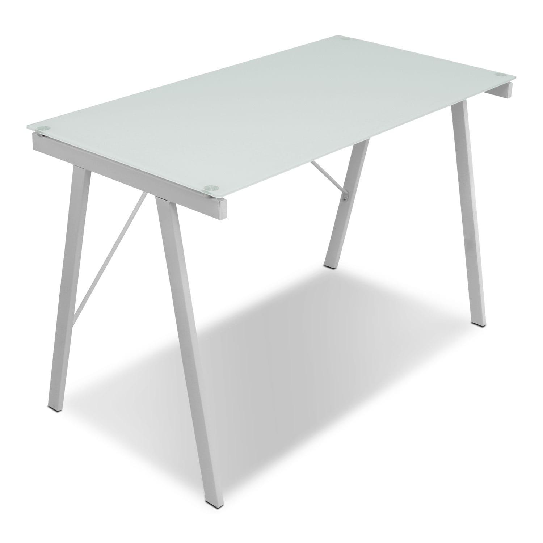 Home Office Furniture - Zone Desk - White