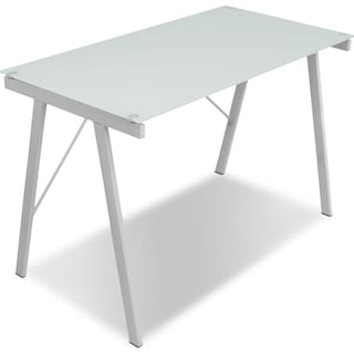 Zone Desk - White