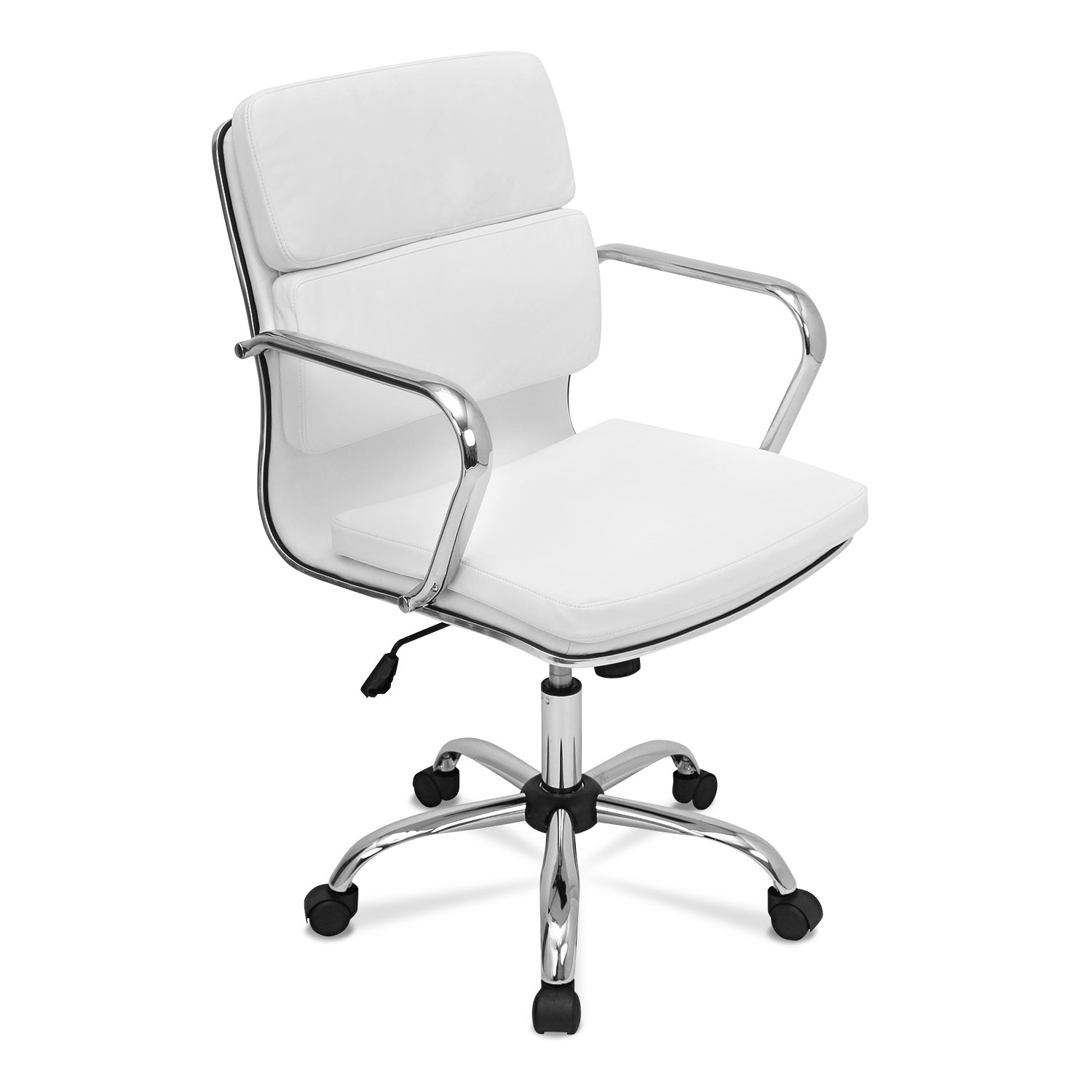 Home Office Furniture - Oscar Office Chair - White