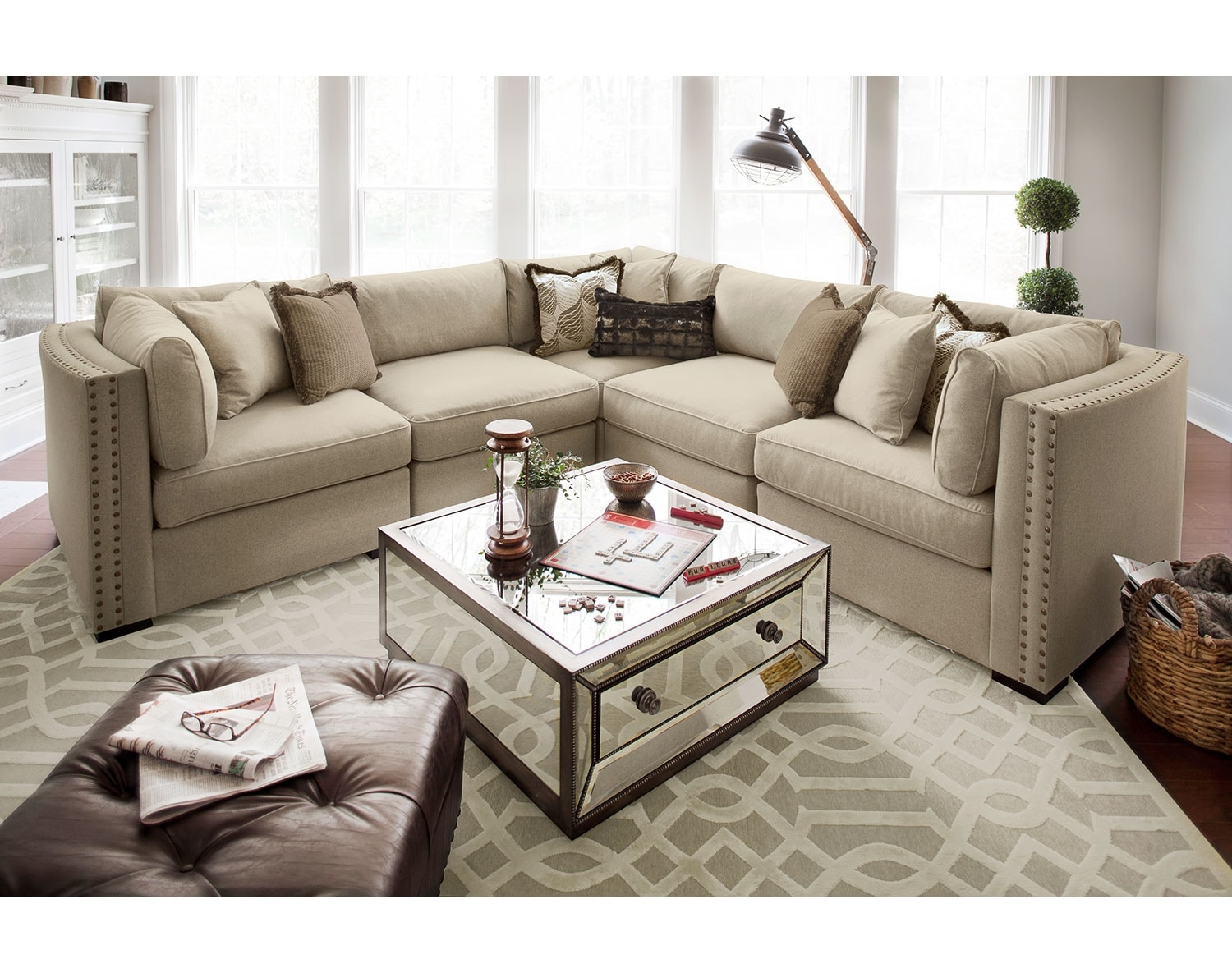 The Athens Living Room Collection