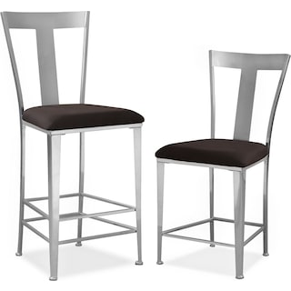 The Silverton Barstool Collection