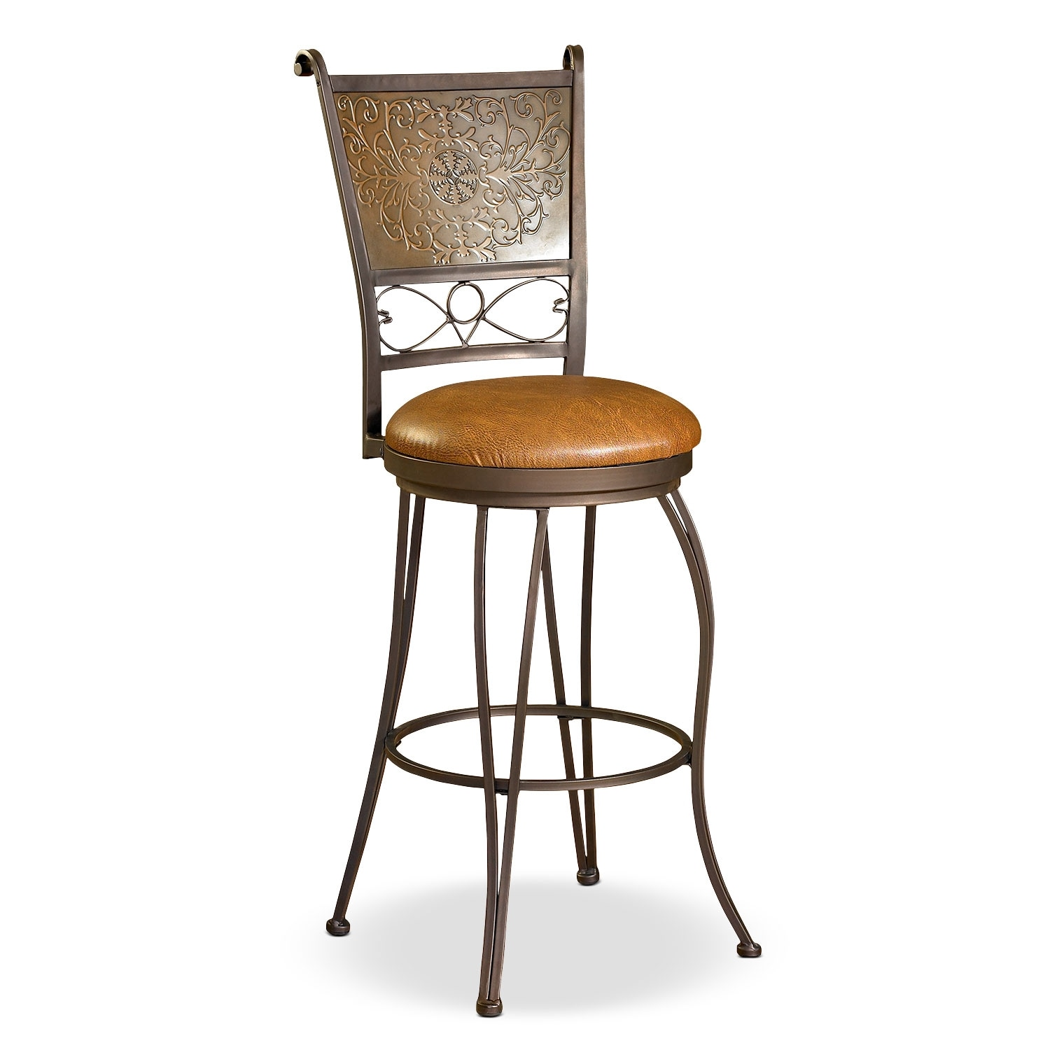 Accent and Occasional Furniture - Winnfield Barstool