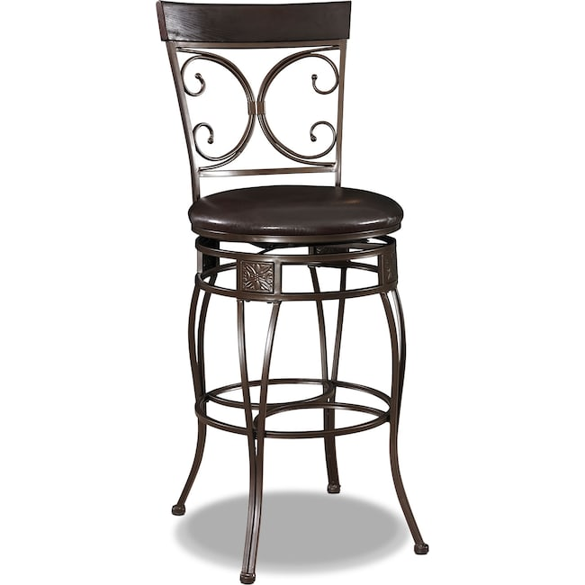Accent and Occasional Furniture - Grandview Barstool - Black