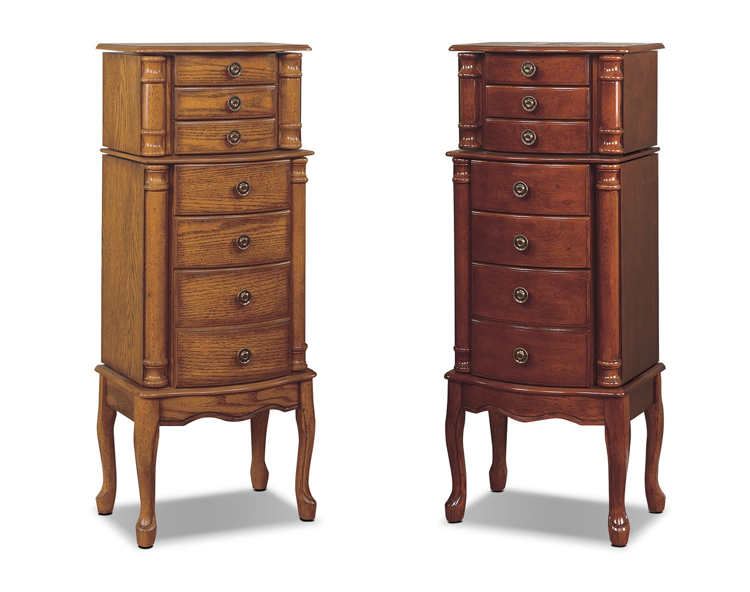 The Ivy Jewelry Armoire Collection