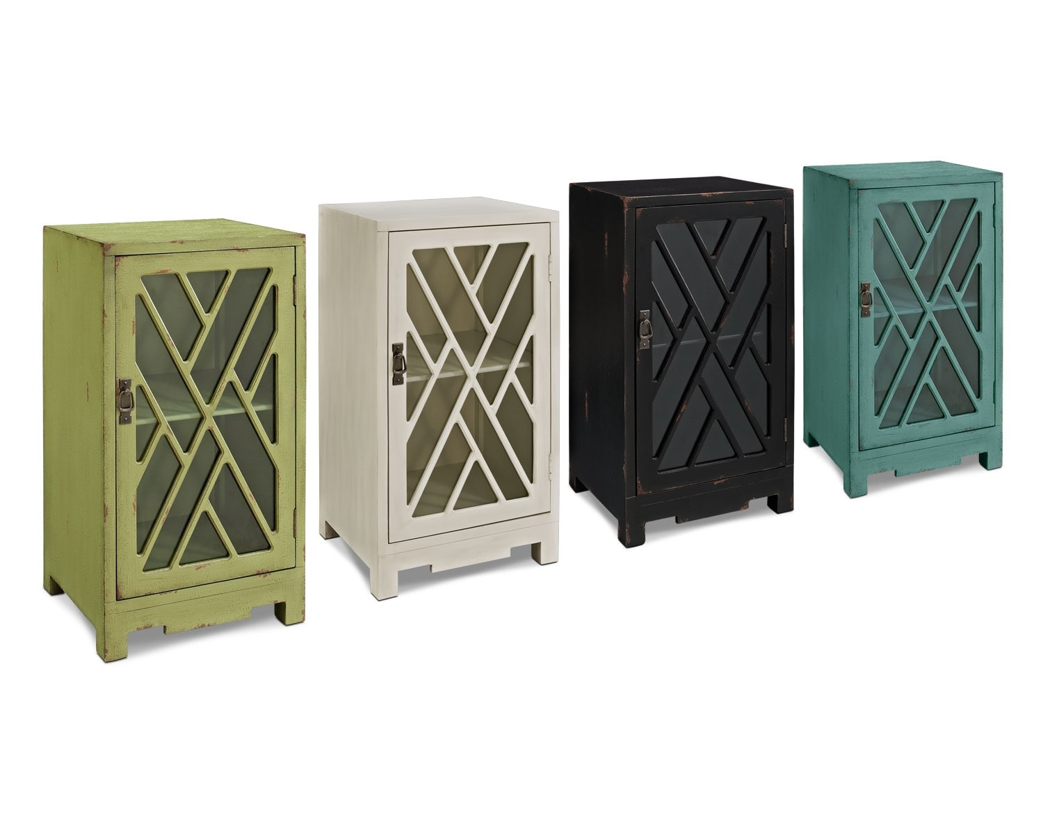 [The Tia Side Table Collection]
