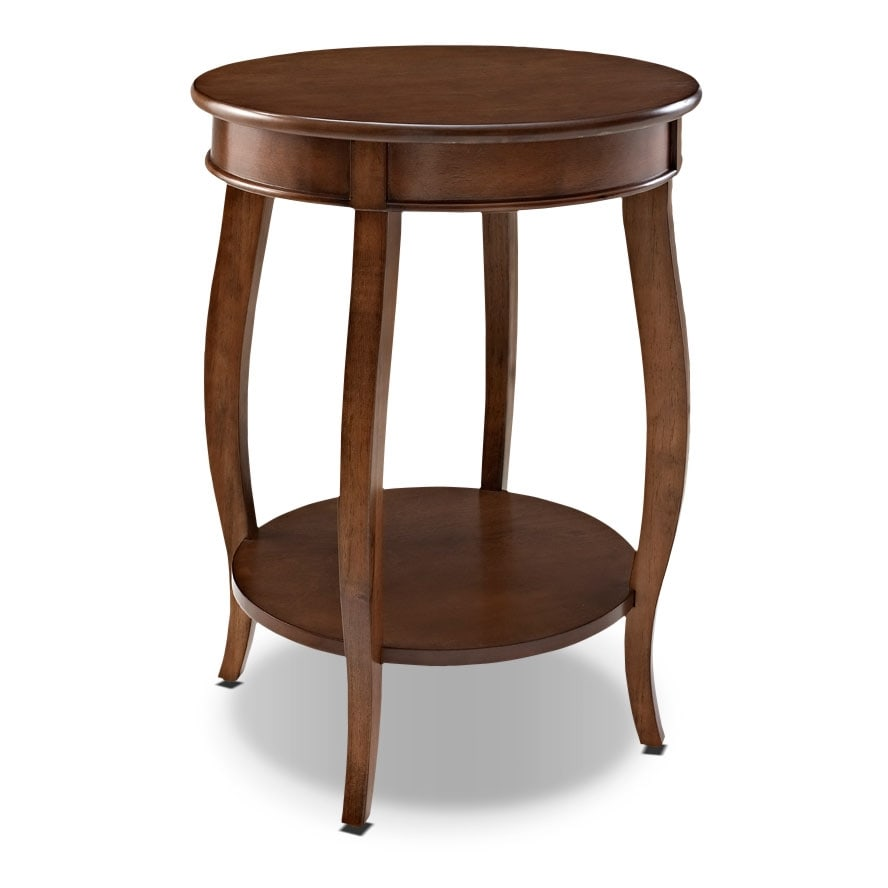 Sydney Accent Table - Hazelnut