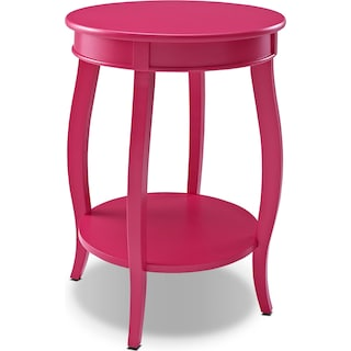 Sydney Accent Table - Pink