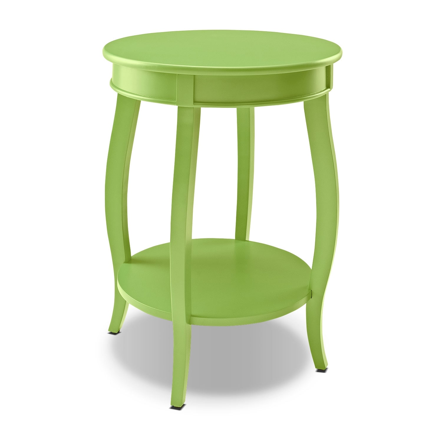 Accent and Occasional Furniture - Sydney Accent Table - Green