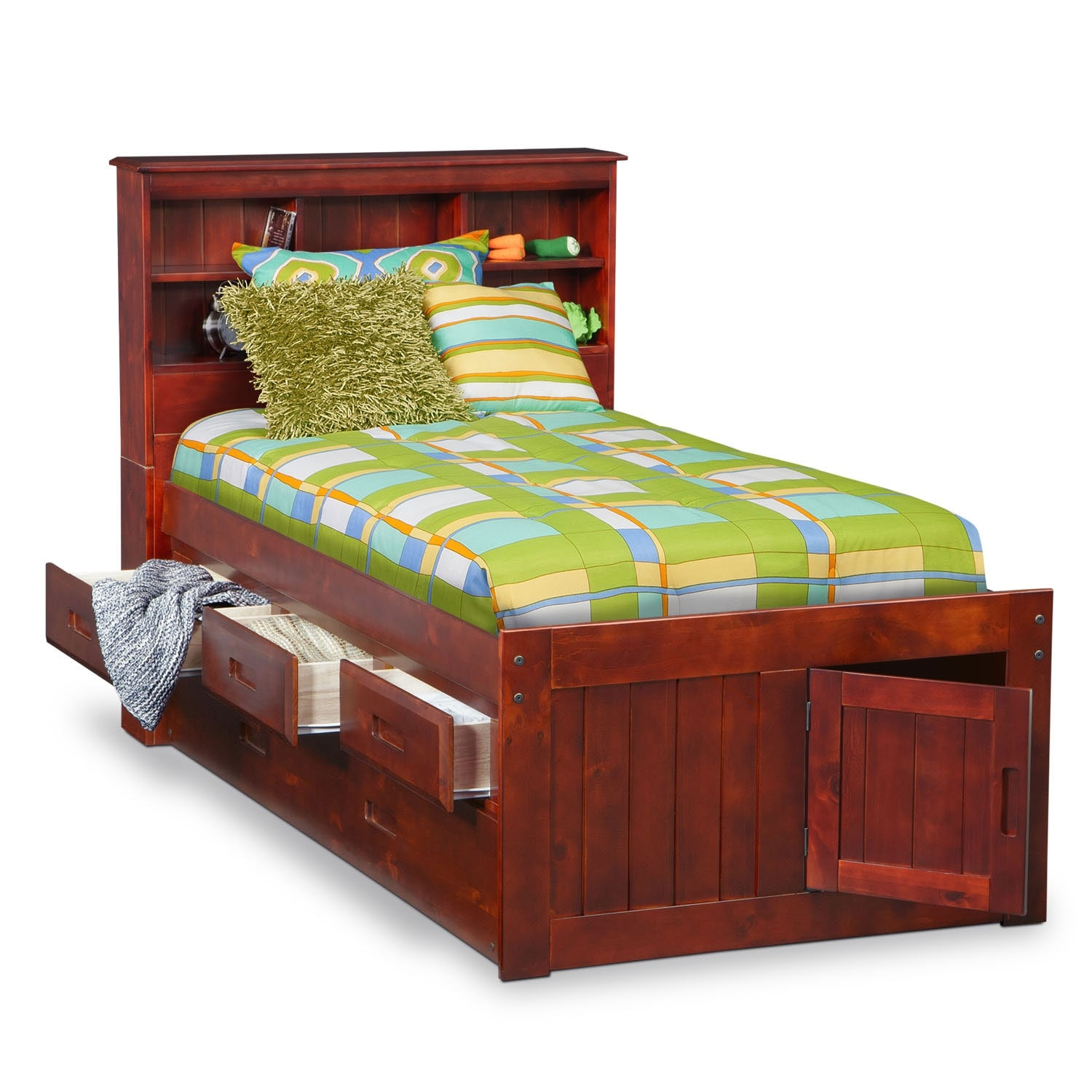 bedroom only arthur bookcase bookcases schultz at bed f winners twin iteminformation l