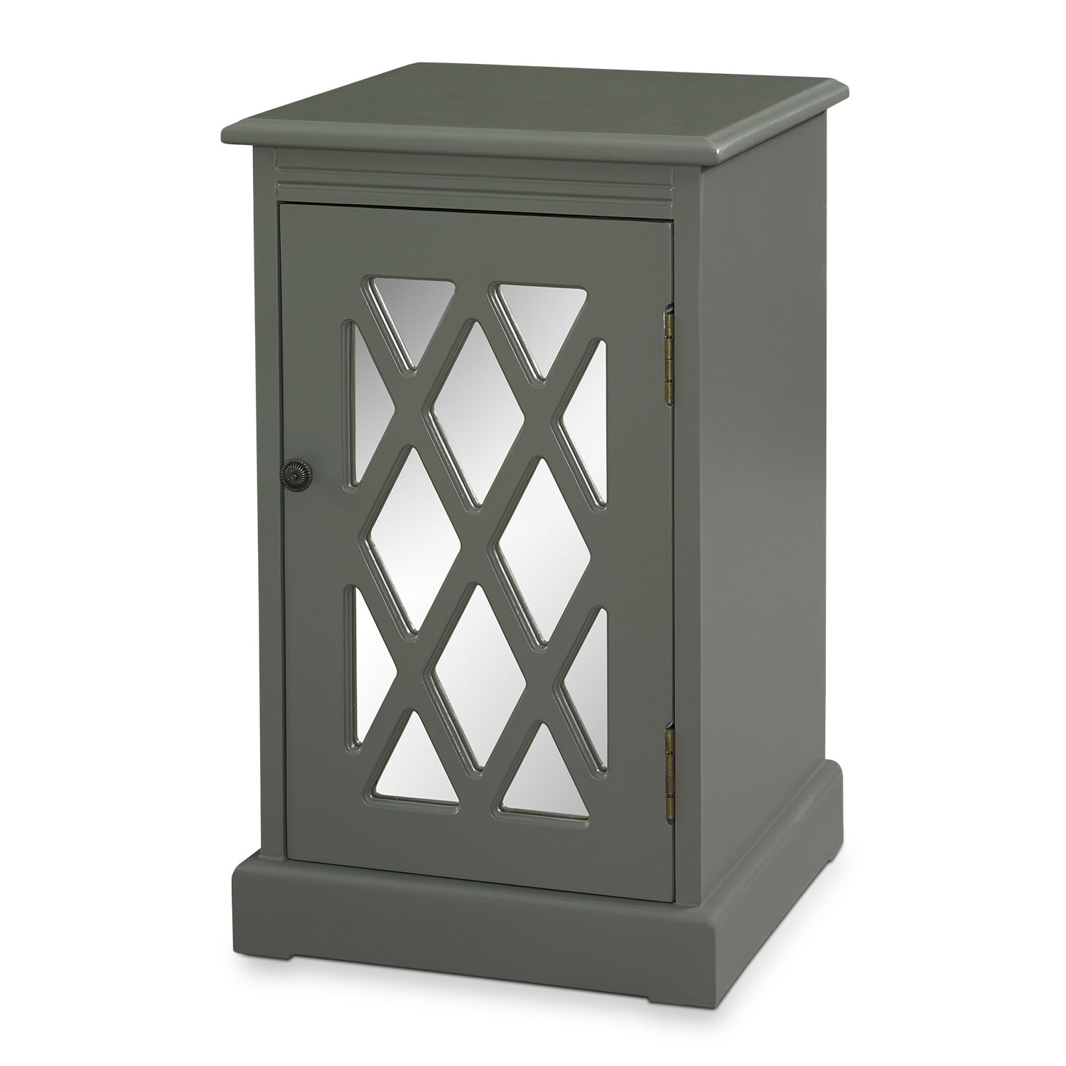 Story Side Table - Gray
