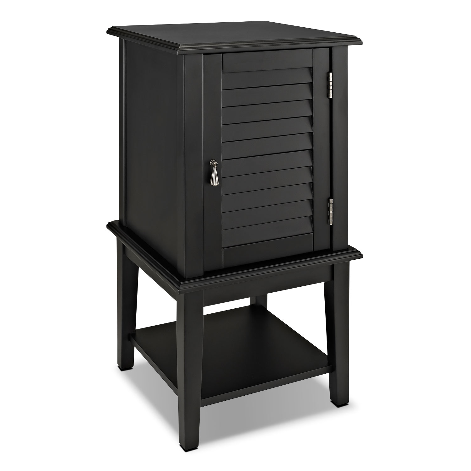 Tulsa Side Table - Black