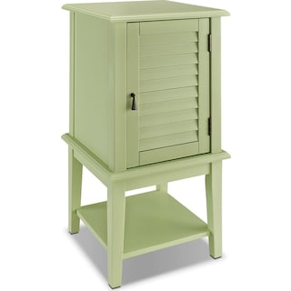 Tulsa Side Table - Green