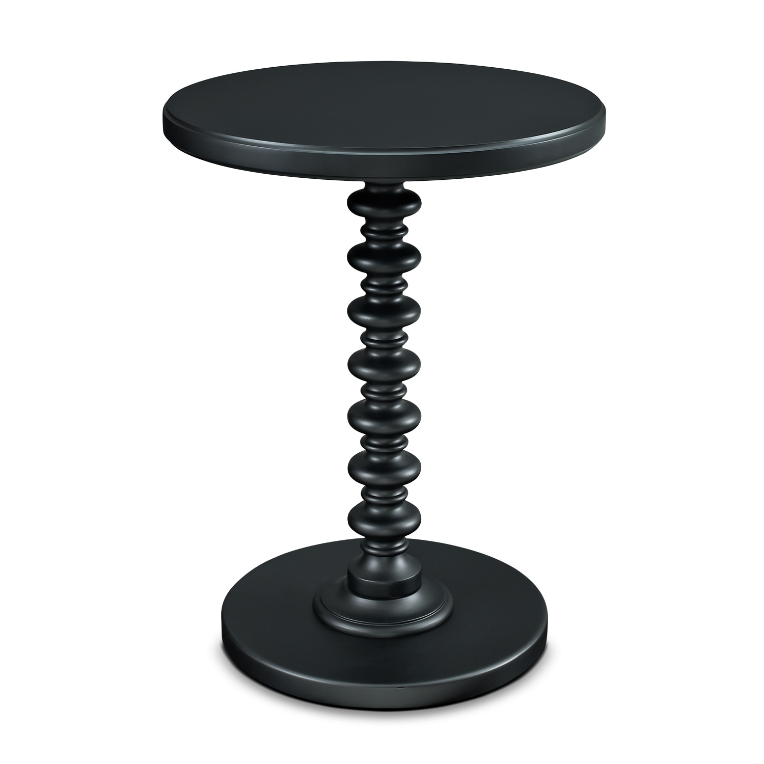Kobi Accent Table - Black