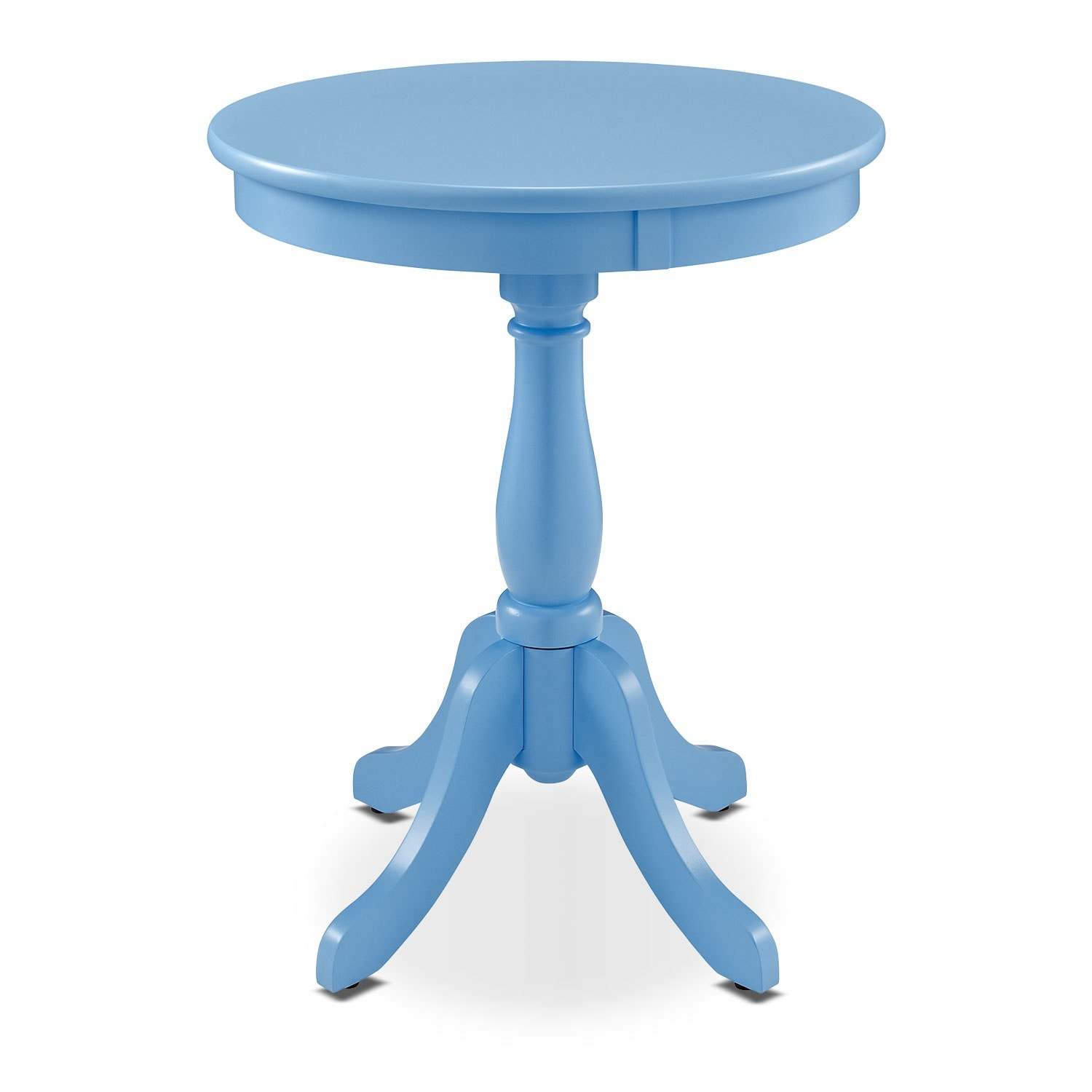 [Aron Side Table - Blue]