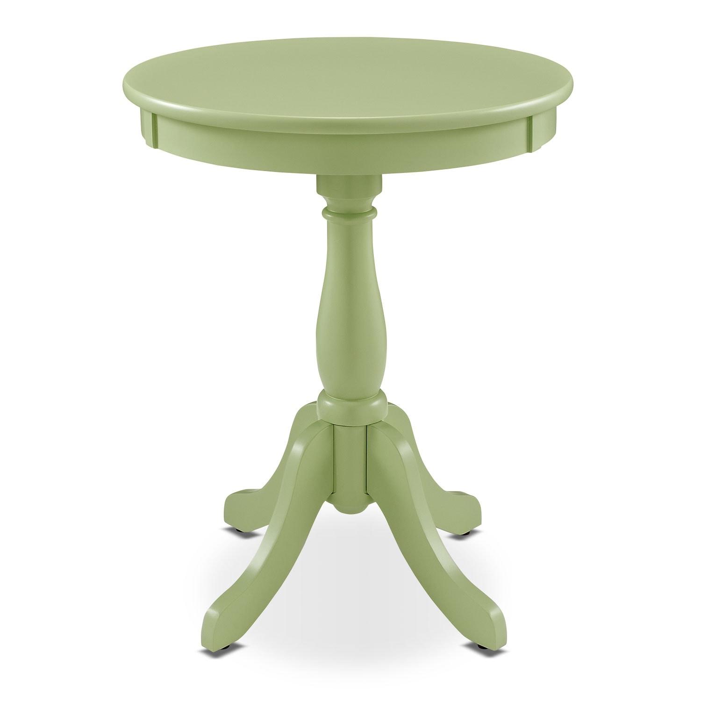 [Aron Side Table - Green]