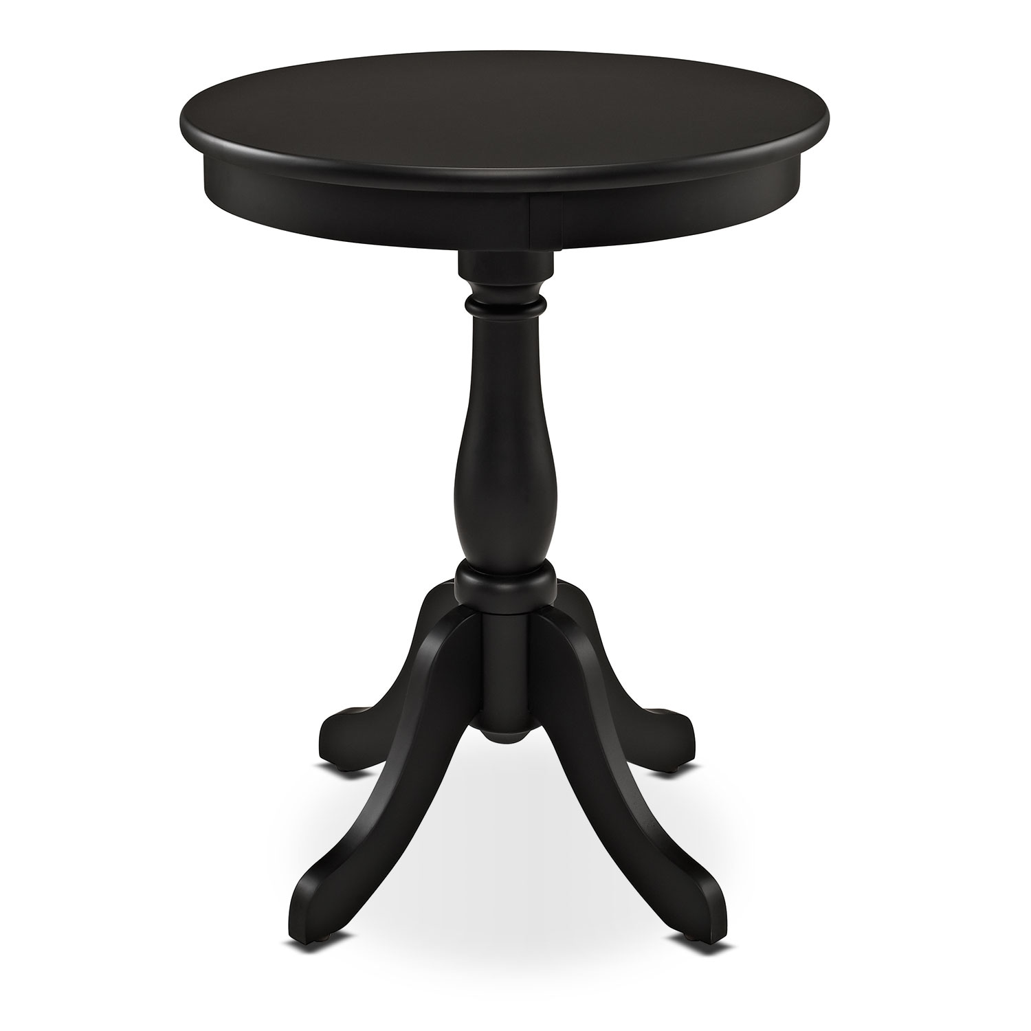 Aron Side Table - Black
