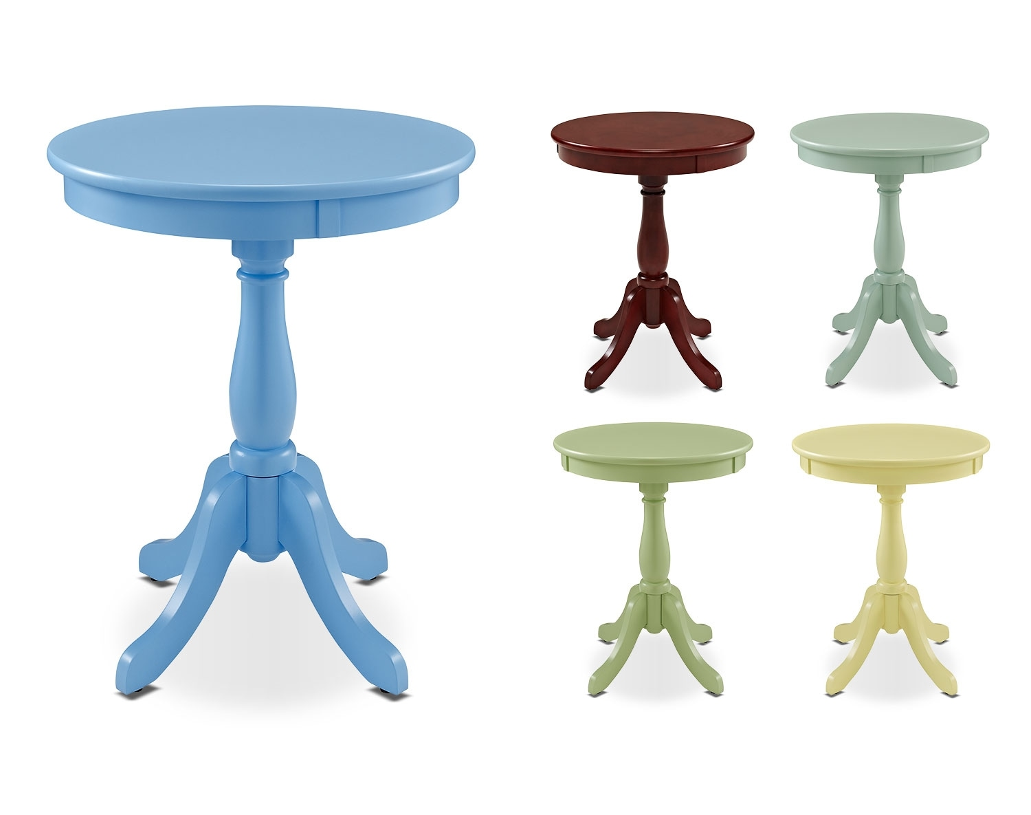 The Aron Side Table Collection