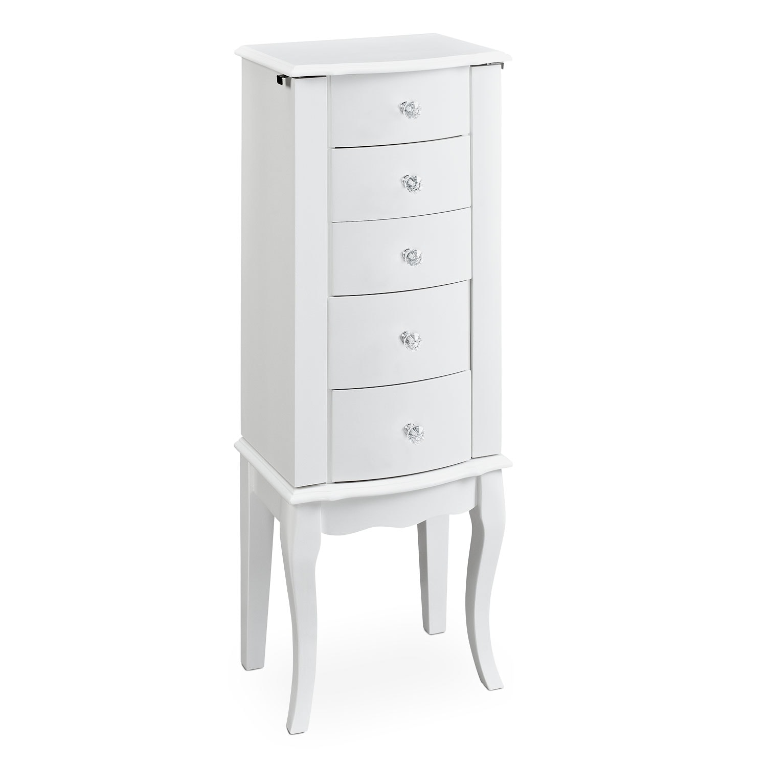 Accent and Occasional Furniture - Hallie Jewelry Armoire