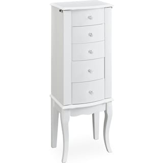 Hallie Jewelry Armoire
