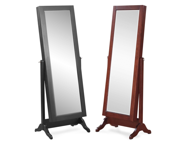 The Loren Cheval Storage Mirror