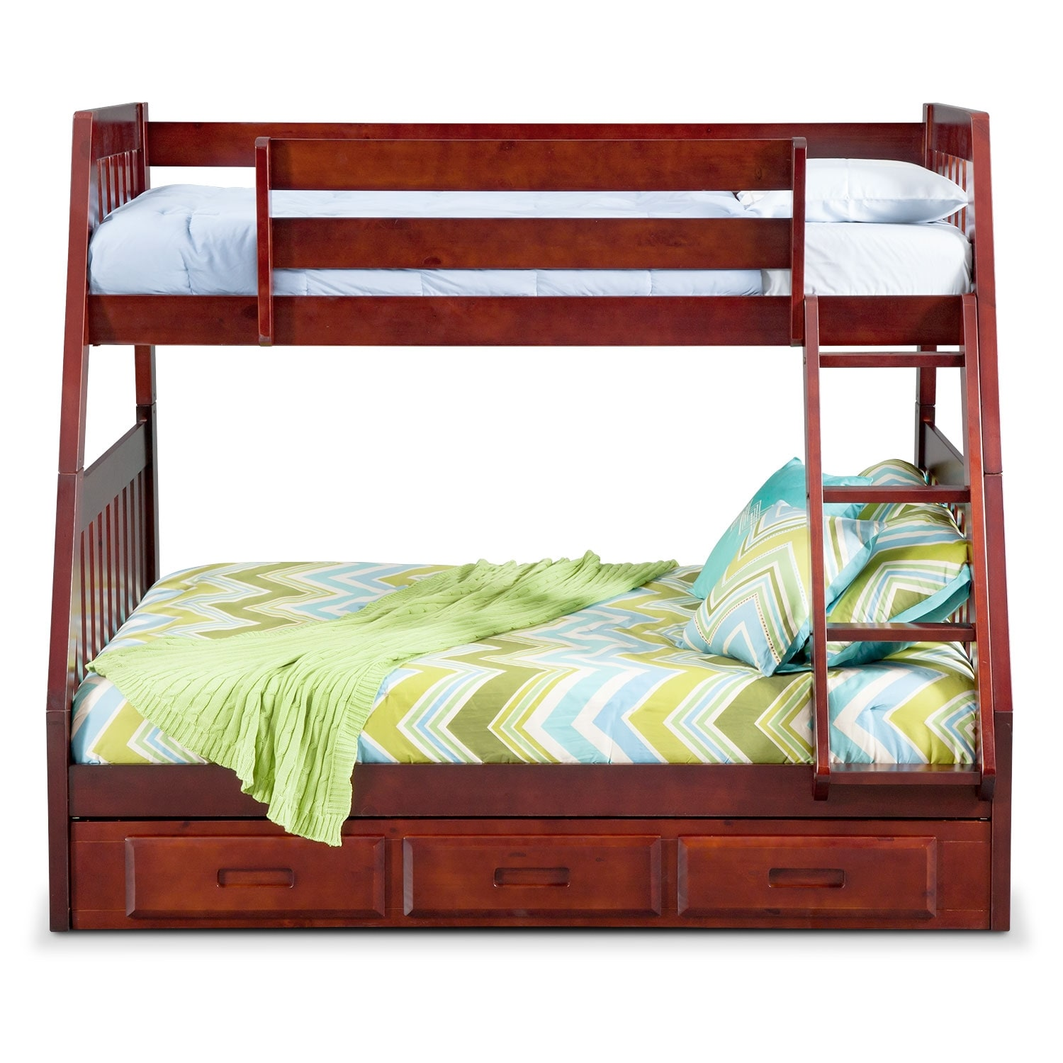 loft bed with storage ranger merlot bunk bed with storage value city 31101