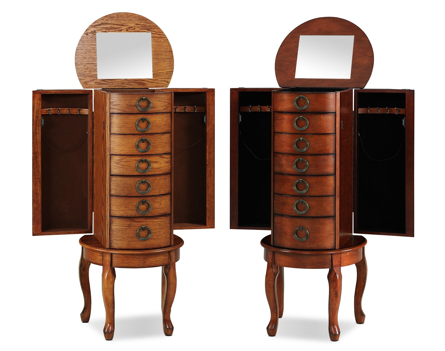 [The Niles Jewelry Armoire Collection]