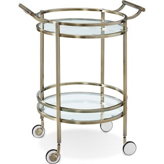 Layne Serving Cart