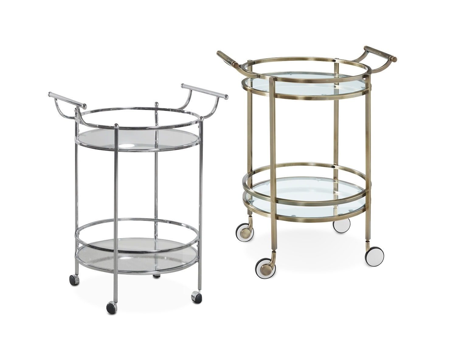 The Layne Serving Cart Collection