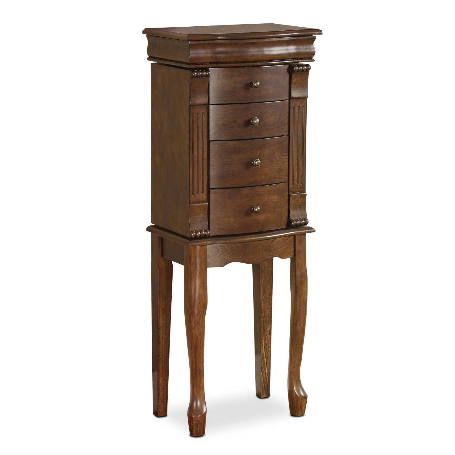 Bedroom Furniture - Dodson Jewelry Armoire
