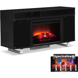 Pacer Fireplace TV Stand