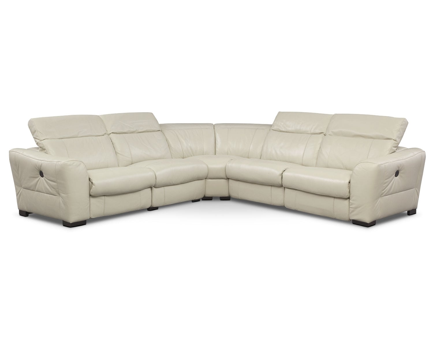 The Palisade Ivory Sectional Collection