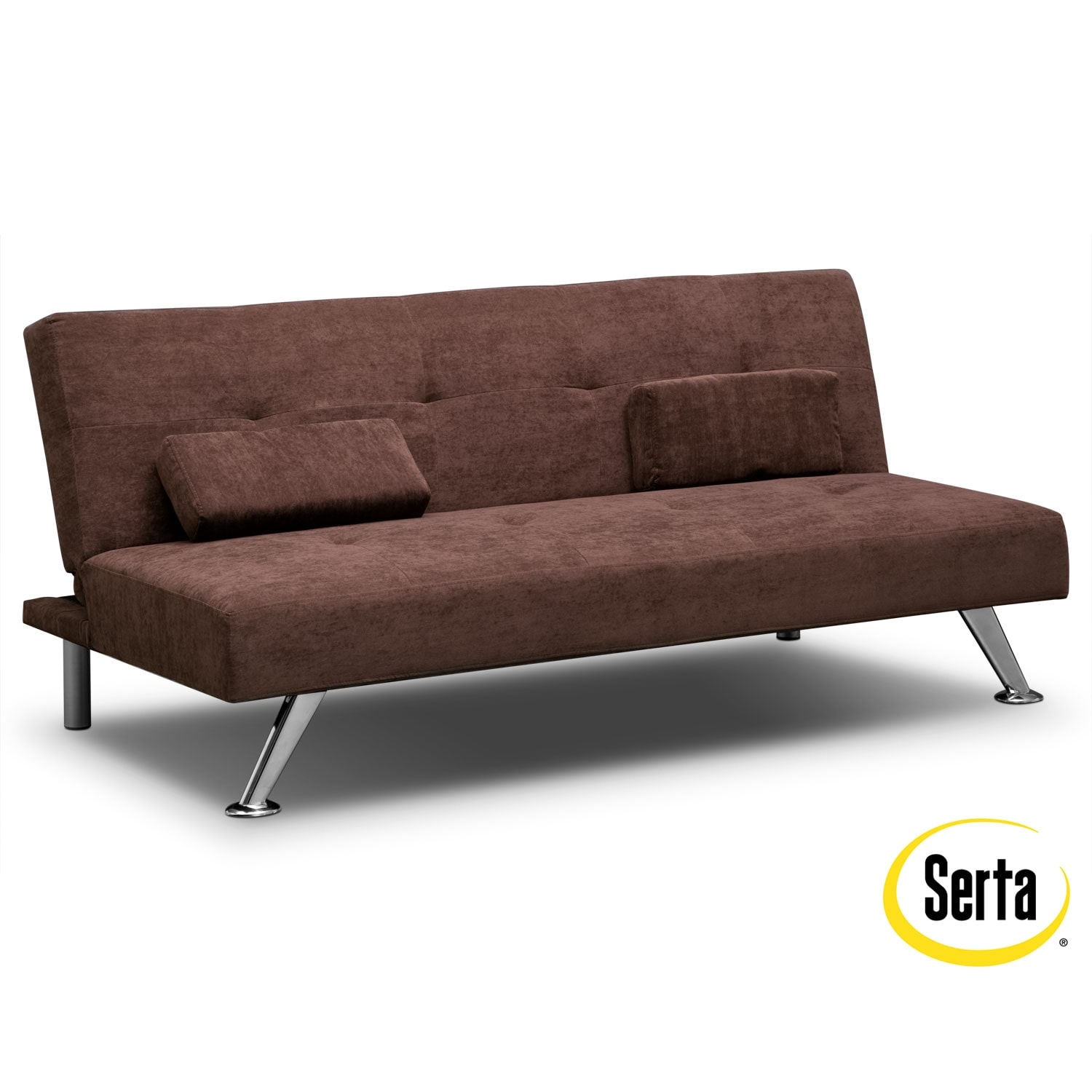 Living Room Furniture - Marlene Futon Sofa Bed