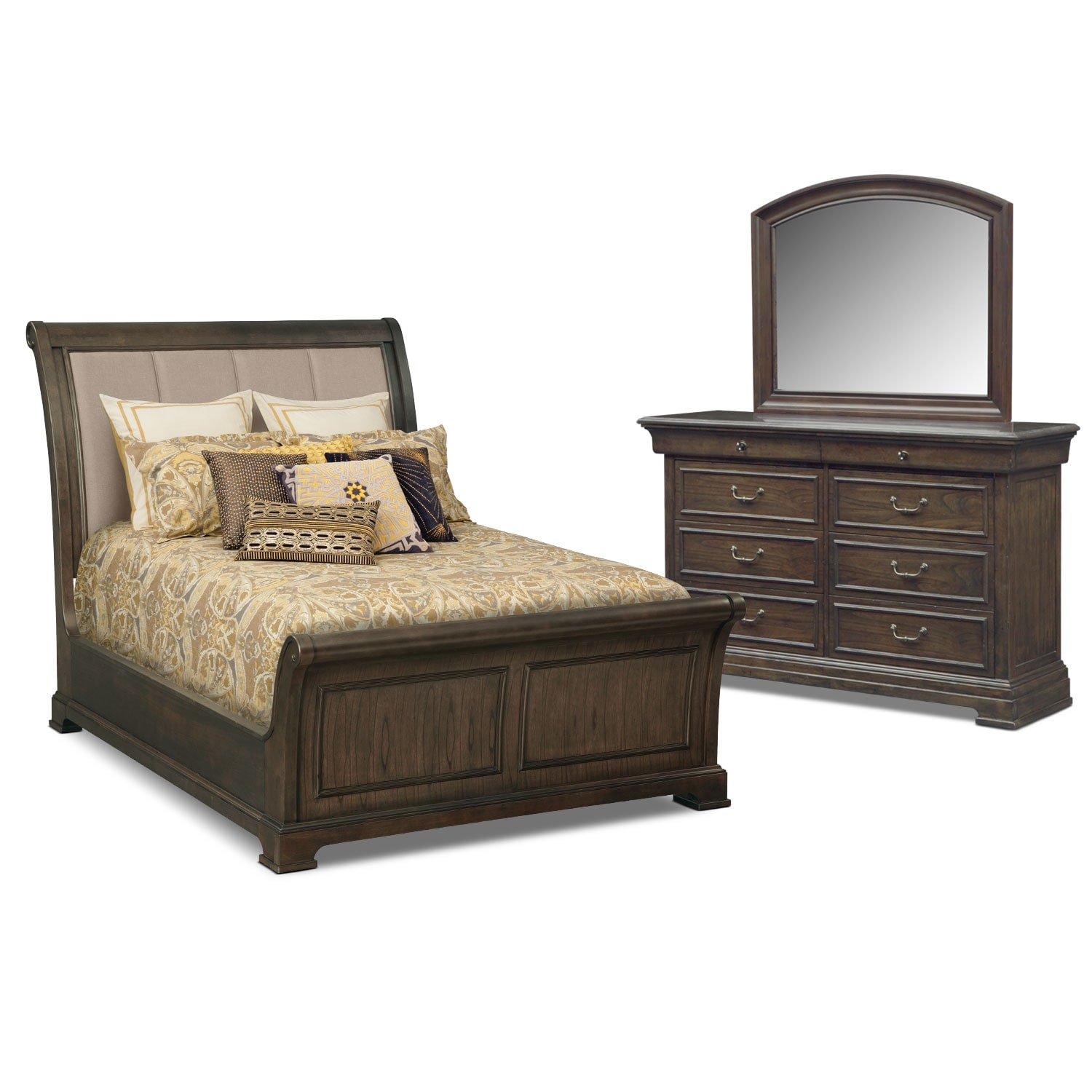 Collinwood 5 Pc. Queen Bedroom Package