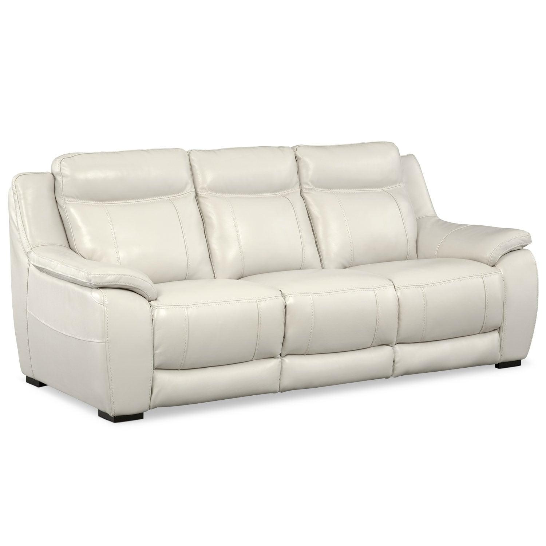 Superior Lido Sofa   Ivory