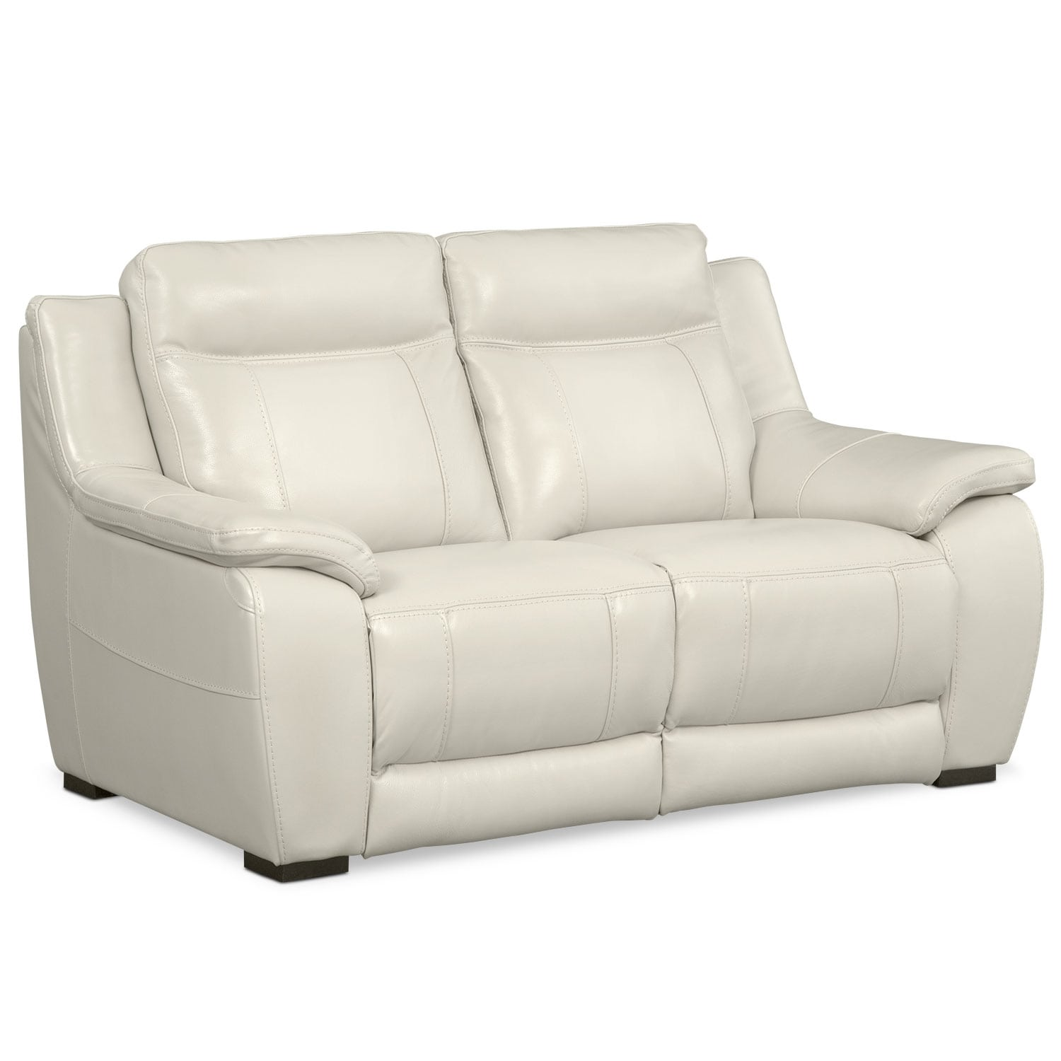 Was $989.99 Today $890.99 Lido Loveseat   Ivory By One80