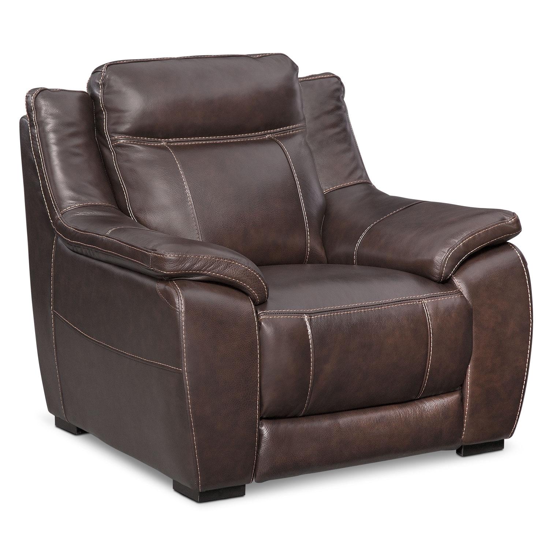 Lido Chair   Brown