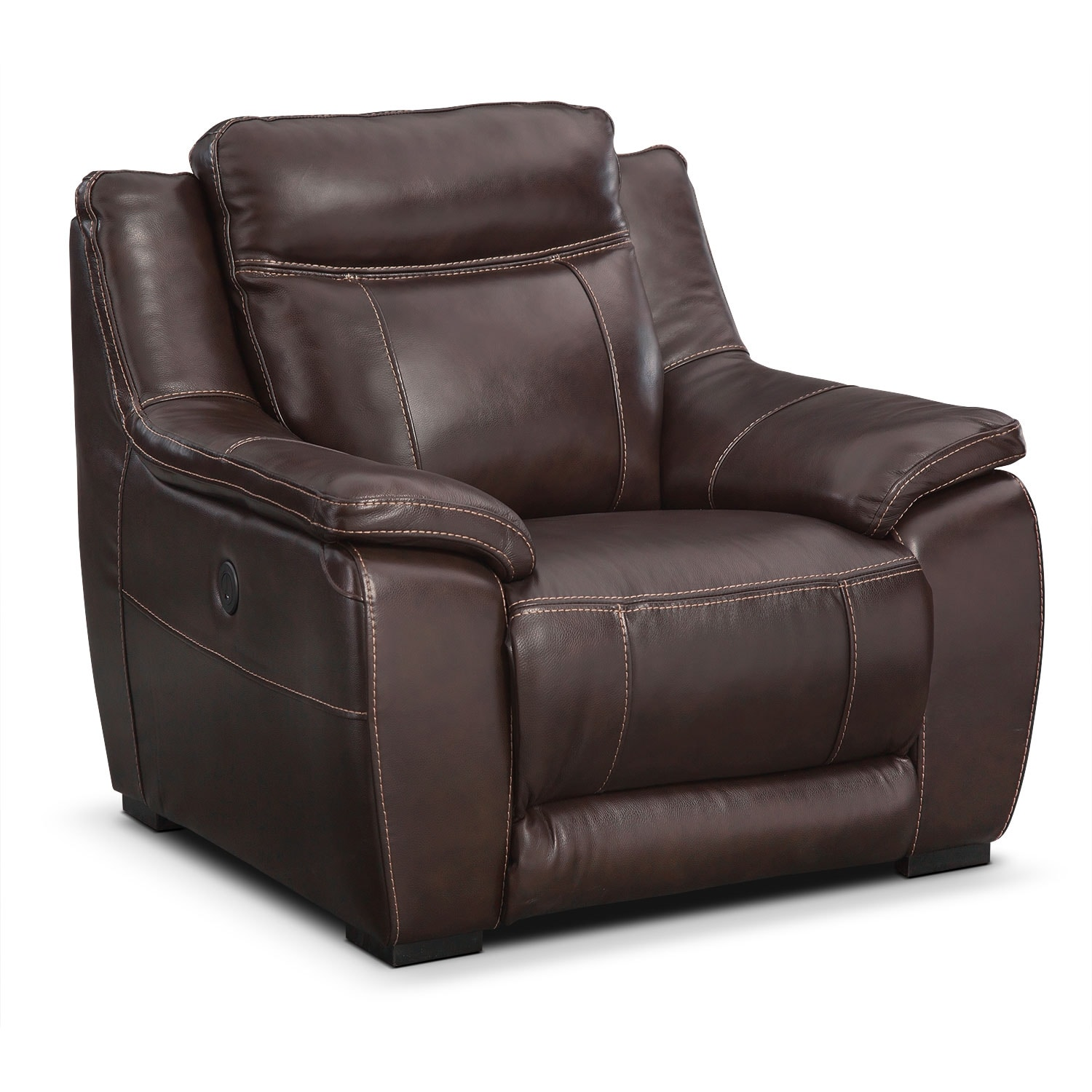 Lido Power Recliner   Brown