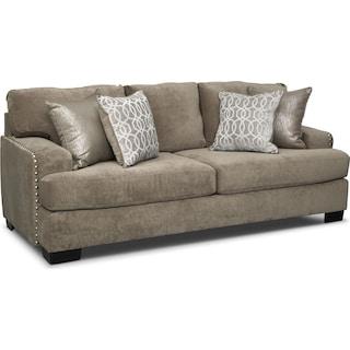 Tempo Sofa - Platinum