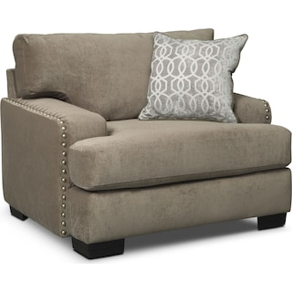 Tempo Chair - Platinum
