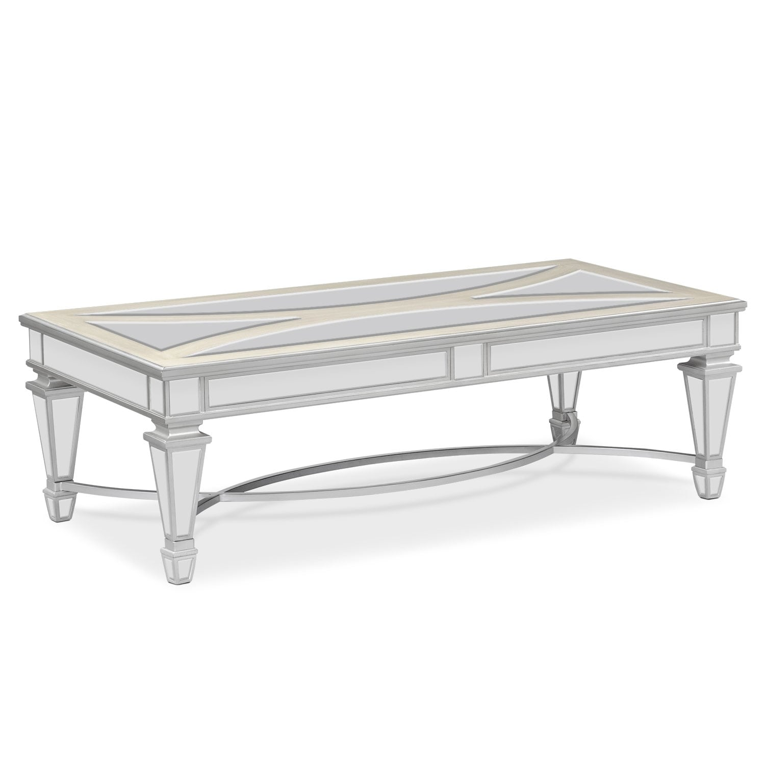 Accent and Occasional Furniture - Royale Cocktail Table