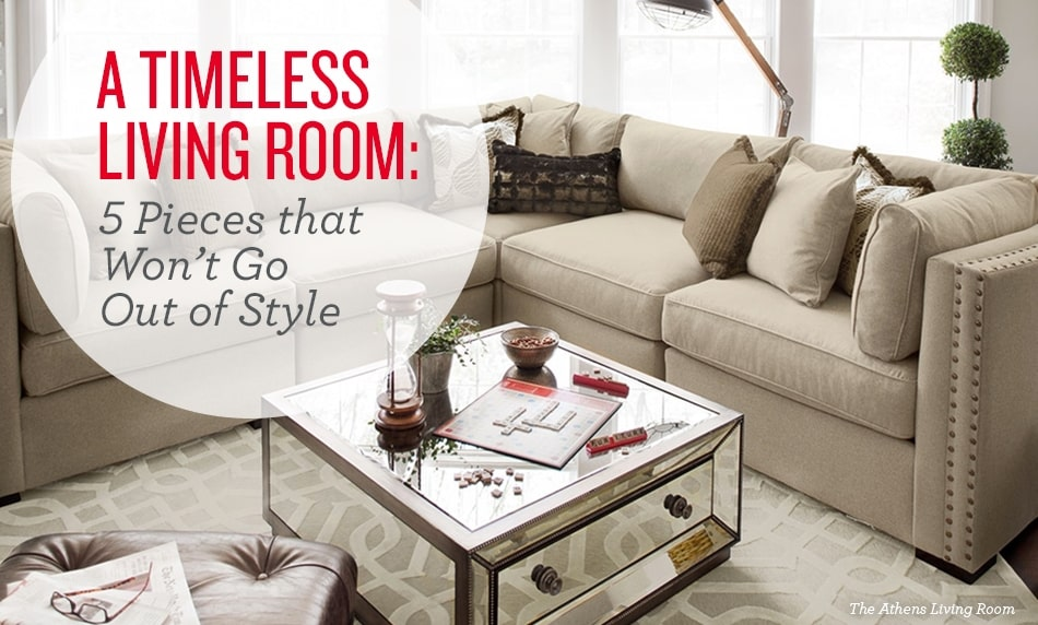 Buying Essential Living Room Furniture That Will Last Is A Smart  Investment. When You Can Find Furniture That Stays In Style And Holds Its  Quality Year ...