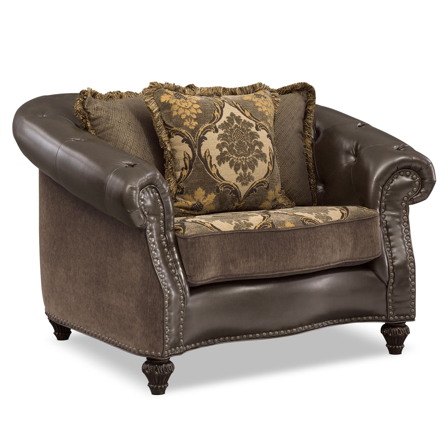 Living Room Furniture - Nicholas Chair