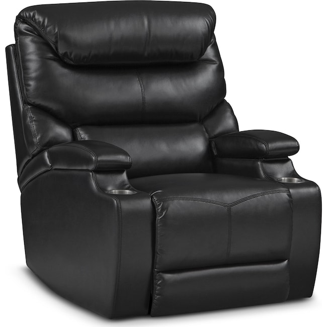 Living Room Furniture - Saturn Power Recliner