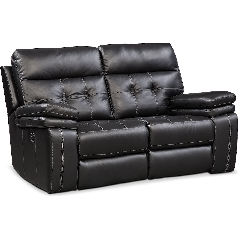 Brisco Manual Reclining Sofa And Loveseat Set Value City